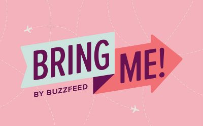 Bring Me by Buzzfeed came for a visit!