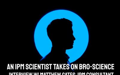 IPM Cannabis Scientist Takes On Cannabis Bro-Science | Interview w/ Matthew Gates